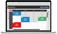 Online Salon Scheduling Software